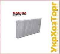 Радиатор стальной SANICA 500/22/1200