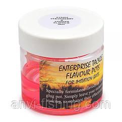 """Аттрактант Enterprise Tackle """"Клубника и Анис"""" (Strawberry&Aniseed)"""