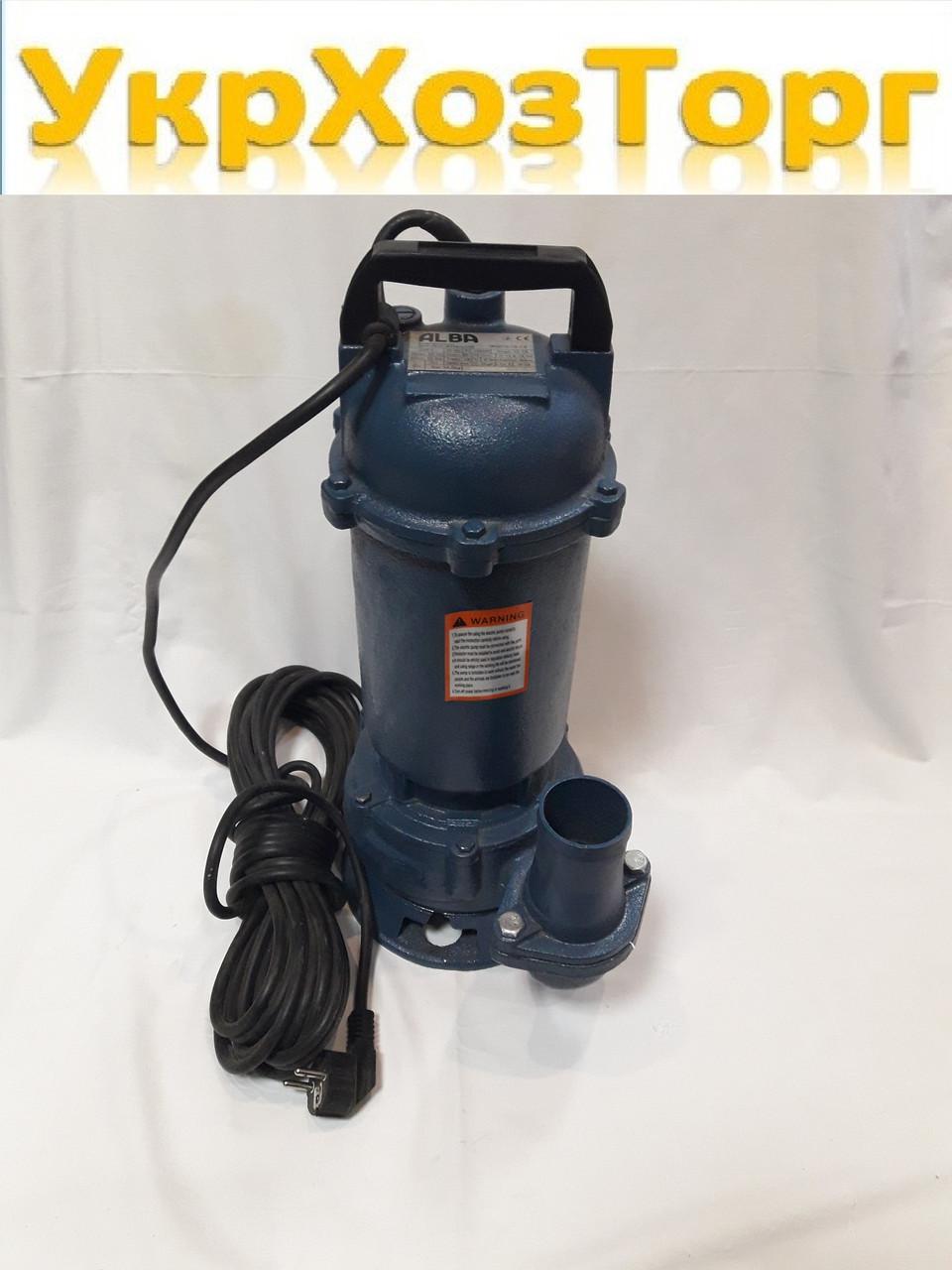Дренажно-фекальный насос WQD 10-8-0.55