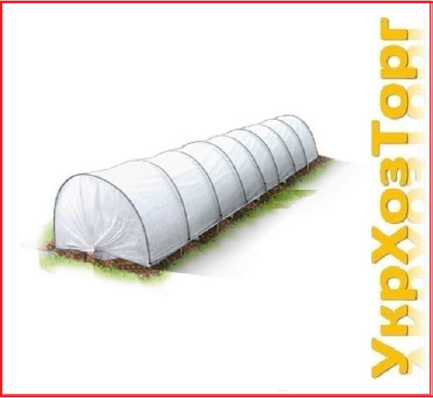 Парник-теплица Большой  Агро-лидер 60 плотность 8 метров