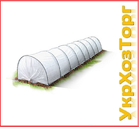 Парник-теплица Большой  Агро-лидер 60 плотность 8 метров, фото 1