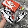 Мужские кроссовки Off-White x Nike M2K Tekno White\Black