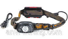 FOX налобный фонарь Halo MS300c (на аккумуляторах)