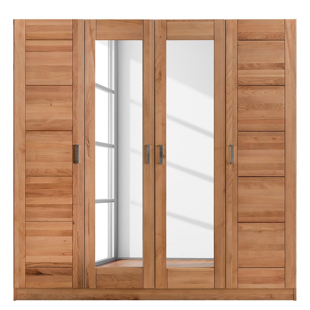 Шкаф из массива дерева 012