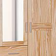 Шкаф из массива дерева 013, фото 3