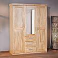 Шкаф из массива дерева 013, фото 5