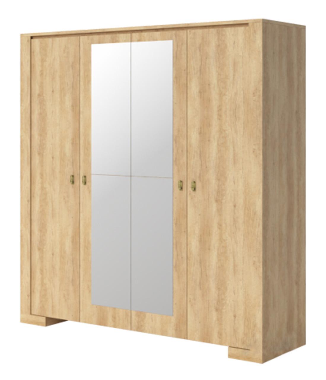 Шкаф из массива дерева 045