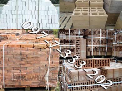 Кирпич в Одессе цена, кирпич облицовочный, кирпич керамический, кирпич с доставкой, кирпич цена