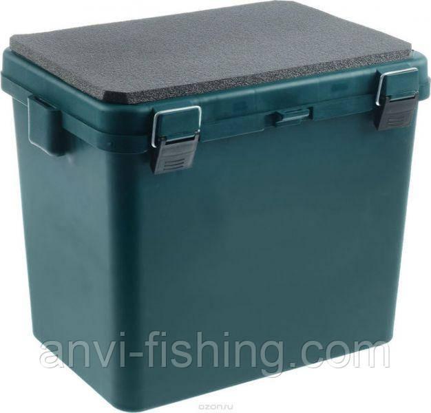Ящик для зимней рыбалки Тонар Барнаульский односекционный