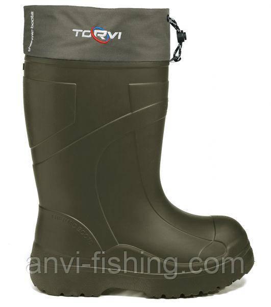 Сапоги для зимней рыбалки и охоты из ЭВА TORVI T -60°C
