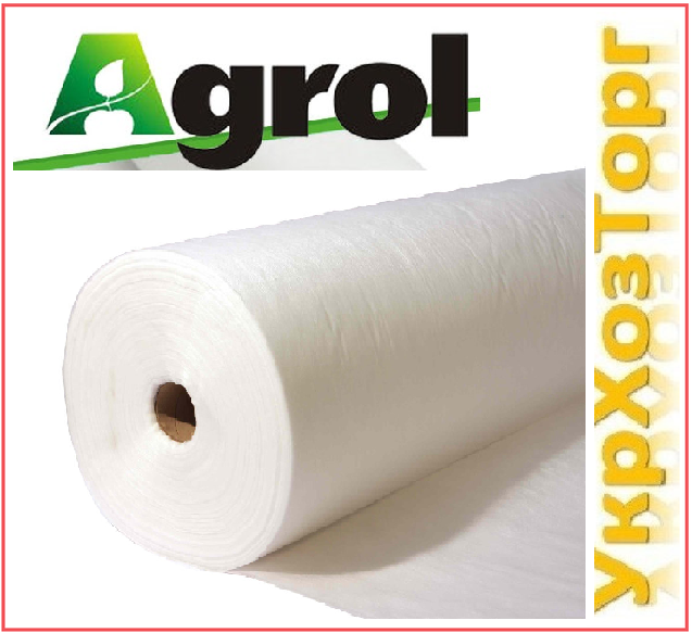 "Агроволокно ""Agrol"" 23 г/м², 12,5/100м."