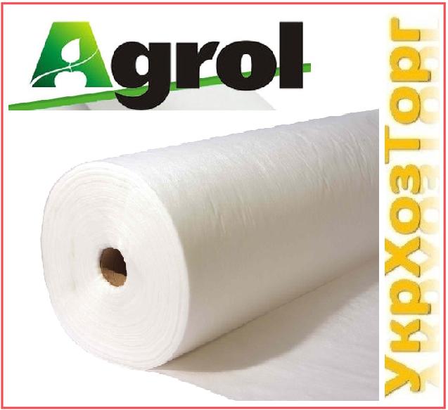 Агроволокно укрывное Agrol (Агрол) 50 г/м², 3.2х100