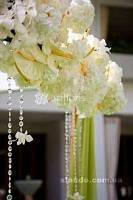 Креативное оформление свадеб,украшение свадьбы,свадебное оформление в Киеве и Москве