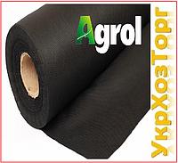 Агроволокно мульчирующее черное Agrol (Агрол) 60 г/м², 3,2х100, фото 1