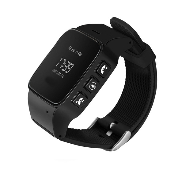 Смарт часы smart baby watch d99 black