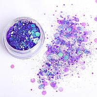 Декор для ногтей Unicorn Sprinkles