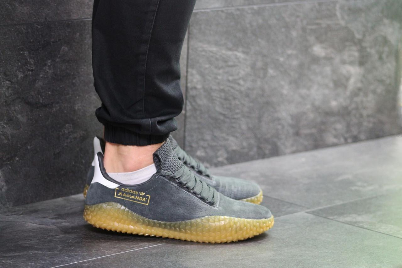53148ae8588cc2 Чоловічі кросівки Adidas Kamanda сірі: продажа, цена в Вінницькій ...