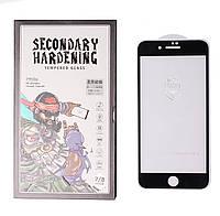 Защитное стекло REMAX для iPhone 7, 8 plus Proda Secondary hardening черный