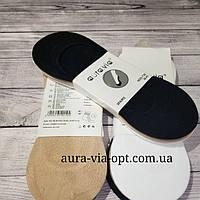Aura.via. Невидимые женские носки Полиамид. Комлекты по 3 пары, фото 1