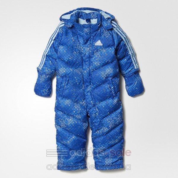 Детский зимний комбинезон Adidas Performance Down (Артикул: CE4929)