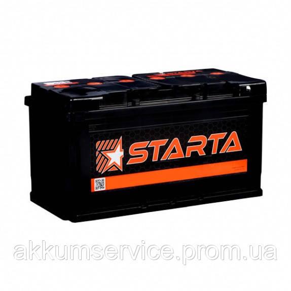 Акумулятор автомобільний Starta 100AH R+ 840А