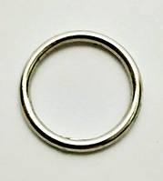 Кольцо для бретелей 8 мм металл никель (50 шт/уп)