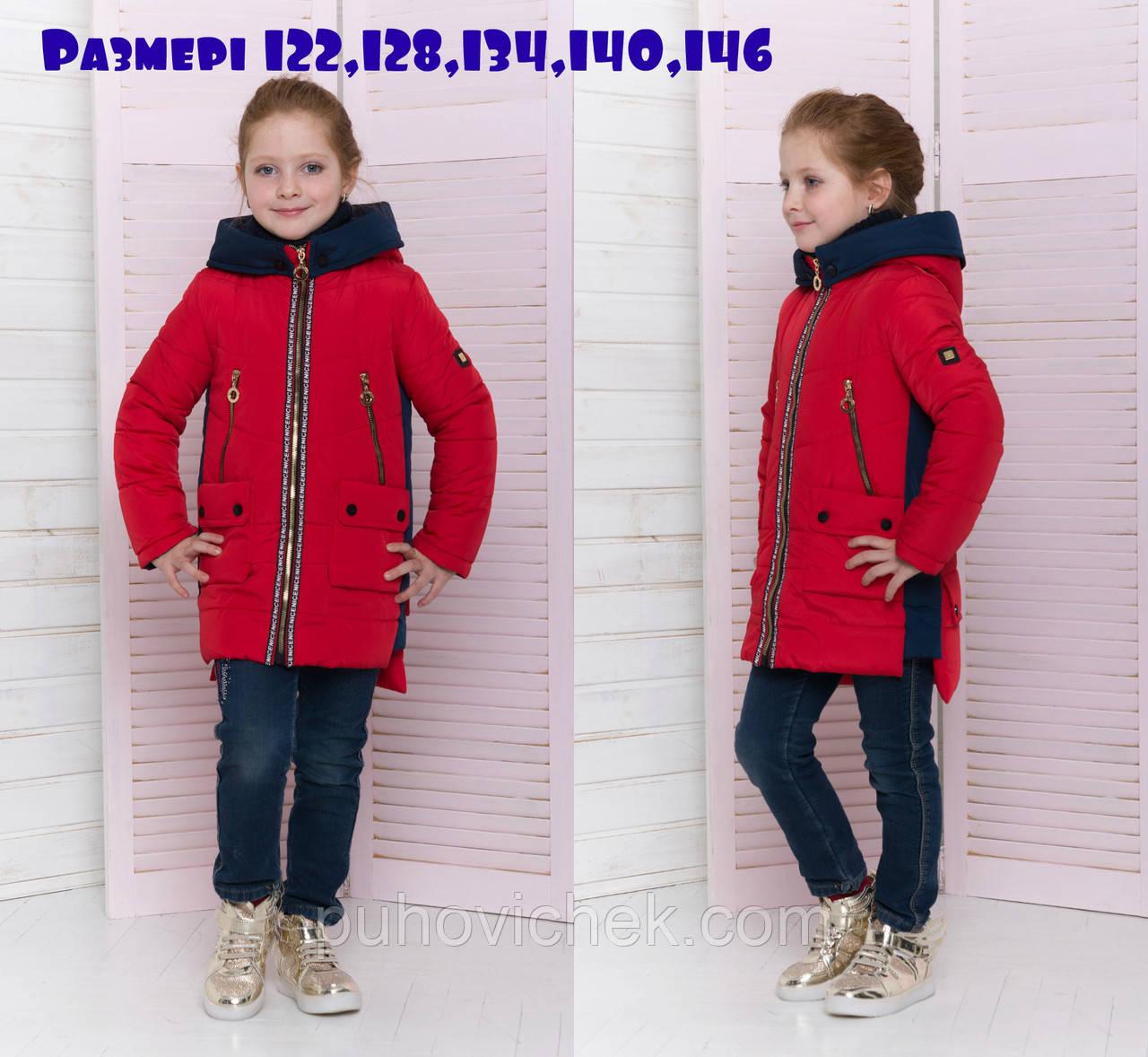 Весенние курточки и плащи детские для девочек