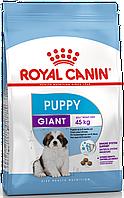 Корм для щенковRoyal Canin Giant Puppy(Роял Канин Джайнт Паппи) 15 кг