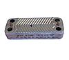 Теплообменник ГВС вторичный пластинчатый 14 пл. Unical EVE 05 95000683