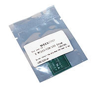 Чип фотобарабана для Xerox C118/123/128/133, M118/123/128/133 , 60k, WellChip (CXWC123Drum)