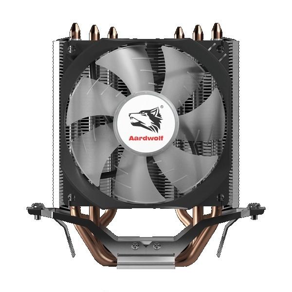 Кулер процессорный Aardwolf Performa 7X (APF-7X-92), Intel: 1150/1151/1155/1156/775, AMD: FM2/FM2+/FM1/AM3+/AM3/AM2+/AM2/AM4, 134х127х85 мм, 4-pin