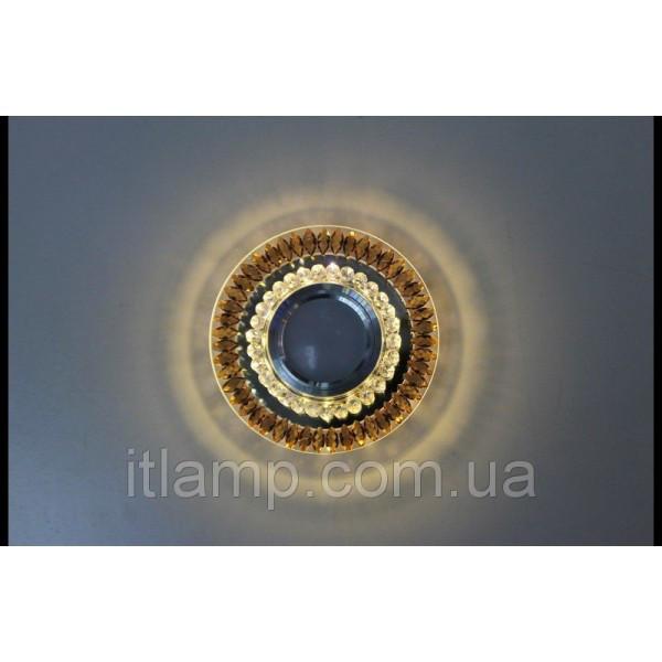 Врезной светильник LS XF001 Coffe