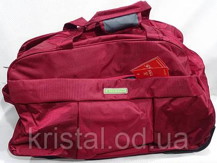 1a17a6babe01 Купить оптом Дорожная сумка на калёсах двойка 57*32 и 50*30 см серии ...