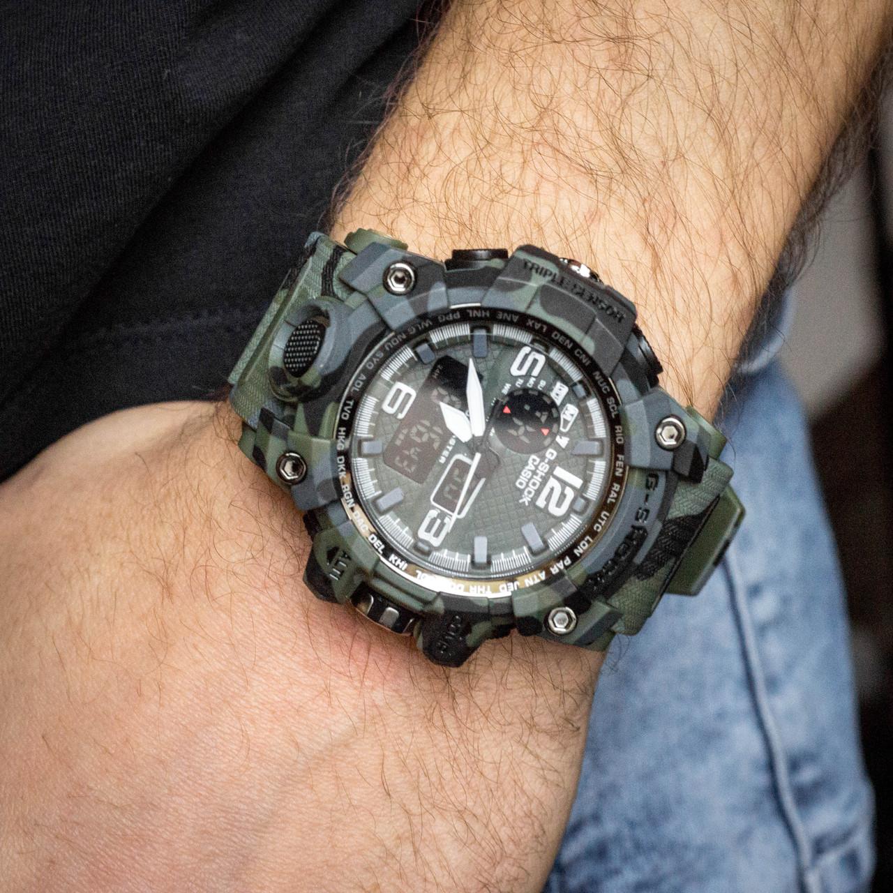 285dfc10 Мужские часы Casio G-Shock GWG-1000 WOOD: продажа, цена в Харькове ...