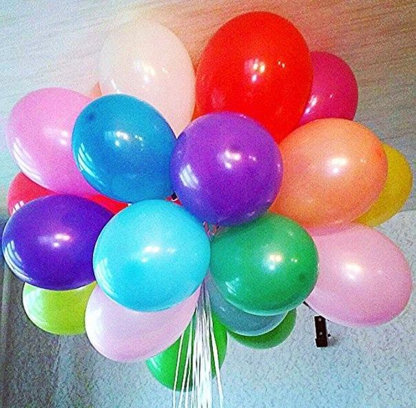 Купить шары с доставкой