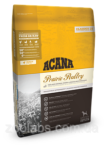 Корм Acana для собак и щенков | Acana Prairie Poultrry 17,0 кг