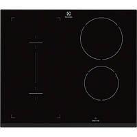 Варочная индукционная стеклокерамическая плита Electrolux EHI6740FOK