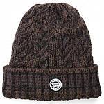 FOX камуфляжная шапка бини плотной вязки CHUNK, фото 3