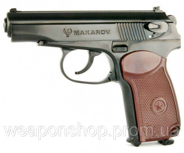 Пистолет пневматический Umarex Makarov + Подарок