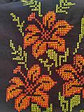 Текстильна сумка з вишивкою Шопер 34, фото 2