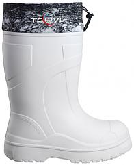 Сапоги для зимней рыбалки и охоты из ЭВА TORVI T -60°C - Белые Размер 44