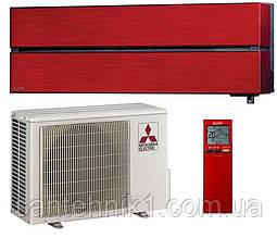 Mitsubishi Electric Premium Red