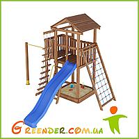 Детские горки и игровые комплексы Leaf 2