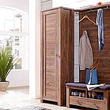 Шкаф для обуви из дерева 022