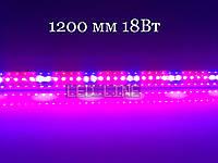ФИТОсветильник 1200мм 1.2 м со сменной светодиодной фитолампой для растений