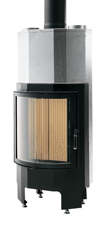 Камин Piazzetta  555 Т А, Италия 8 кВт