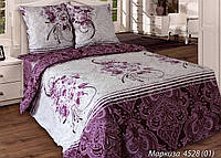 Полуторное постельное белье Маркиза 150*220 хлопок