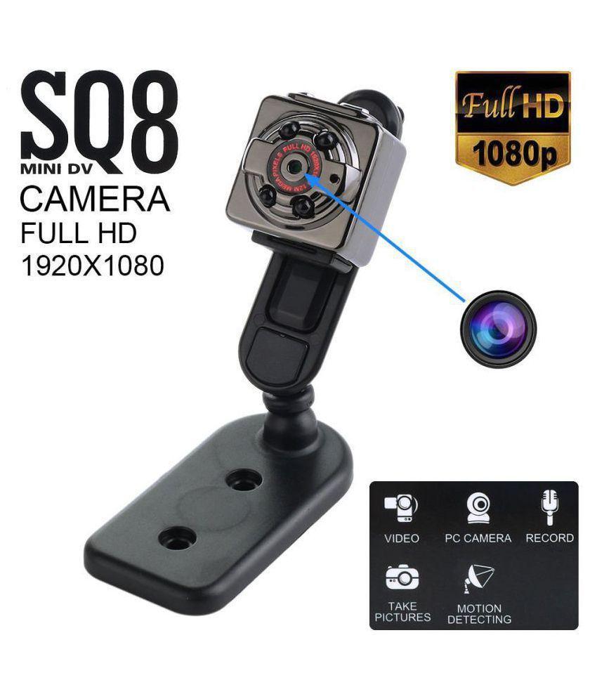 Мини камера SQ8 , скрытая камера