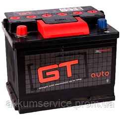Аккумулятор автомобильный GTA 60AH R+ 480А