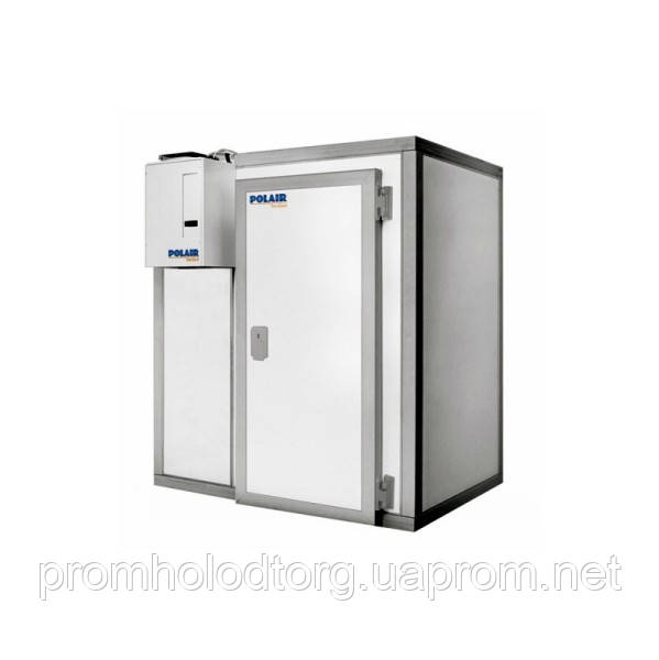 Сборно-щитовые холодильные камеры из сендвич панелей.